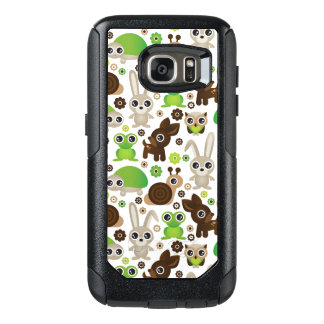 deer turtle bunny animal wallpaper OtterBox samsung galaxy s7 case