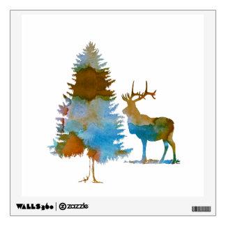 Deer Wall Sticker
