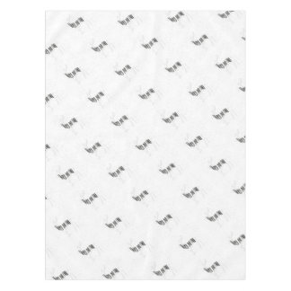 Deer - Wild and free Tablecloth