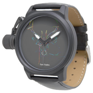 Deer - Wild feeling Wristwatches