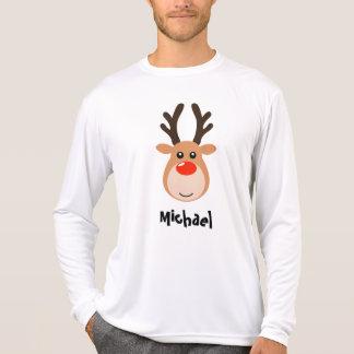 Deer with name Men's T-Shirt