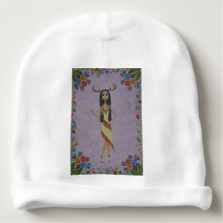 Deer Woman (Fairy Tale Fashion Series #5) Baby Beanie
