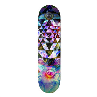 Deer Yantra Skateboards