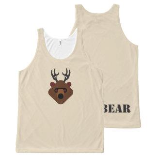 DeerBear All-Over-Print Tank Top