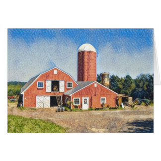 Deerfield Farm Card