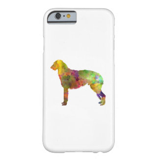 Deerhound 01 in watercolor-2 barely there iPhone 6 case