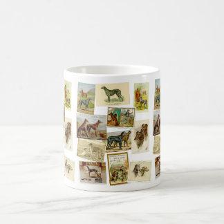 Deerhound Vintage Coffee Mug
