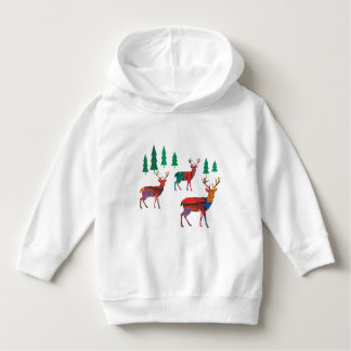 Deers in the Forest Hoodie