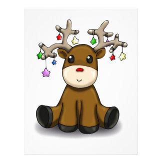 Deers Customized Letterhead
