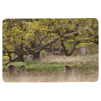 Deers & Nature Floor Mat