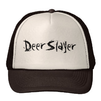 DeerSlayer Trucker Hat