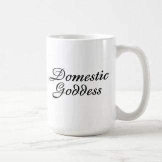 Déesse domestique tasse