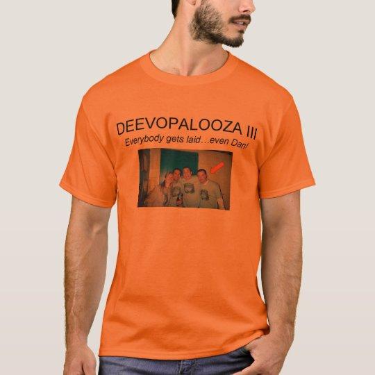 DEEVOPALOOZA III T-Shirt