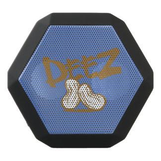 Deez Black Bluetooth Speaker
