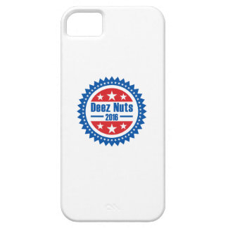 Deez Nuts For President Phone Case iPhone 5 Case