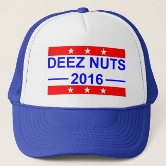 Deez Nuts for President Trucker Hat