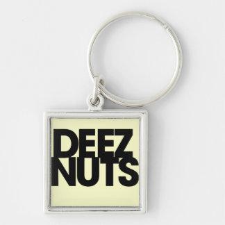 Deez Nuts Keychain