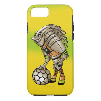 DEEZER ALIEN ROBOT Apple iPhone 7 TOUGH iPhone 8/7 Case