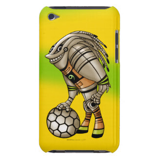 DEEZER ALIEN ROBOT iPod Touch  BARELY THERE iPod Case-Mate Case