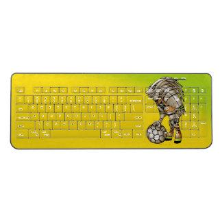 DEEZER ROBOT ALIEN Custom Wireless Keyboard