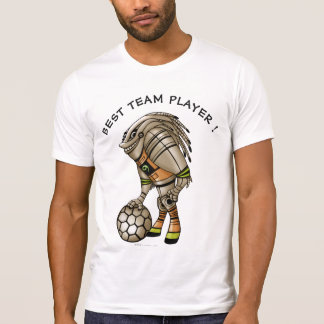 DEEZER ROBOT ALIEN MONSTER Men's Alternative App 2 T-Shirt