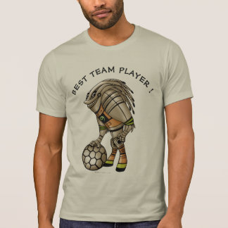 DEEZER ROBOT ALIEN MONSTER Men's Alternative App 3 T-Shirt