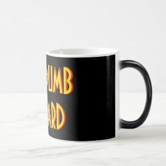 DEF/DUMB LEOPARD MUG