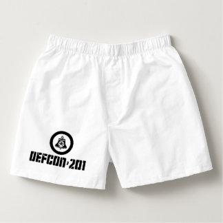 DEFCON 201 -- Non-Members Men's Boxers