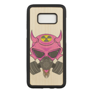 Defcon Demon Carved Samsung Galaxy S8 Case
