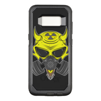 Defcon Demon OtterBox Commuter Samsung Galaxy S8 Case