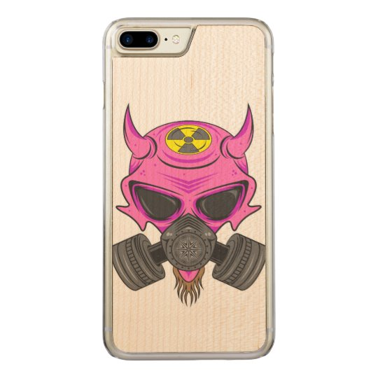 Defcon Hellion (pink) Carved iPhone 7 Plus Case