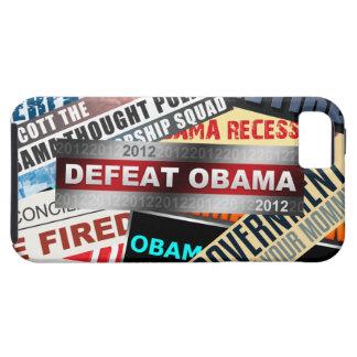 Defeat Obama 2012 iPhone 5 Cases