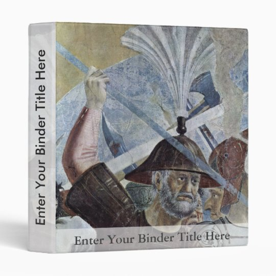 Defeat Of The Persian King Chosroes Against Heracl Vinyl Binders