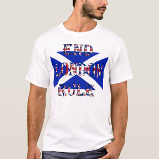 Defeat the Tories Scottish Independence T-Shirt