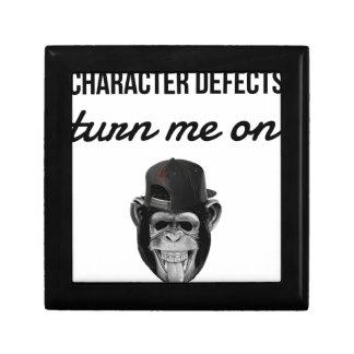 defect monkey gift box