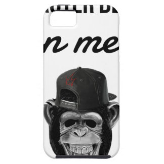 defect monkey iPhone 5 cover