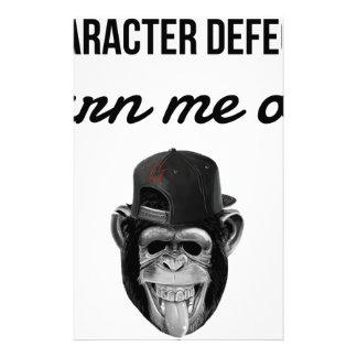 defect monkey stationery
