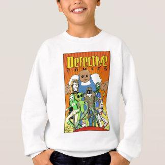 "Defective Comics ""King of the Hill"" Design Sweatshirt"