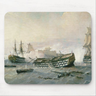 Defence of the Havana Promontory in 1762, c.1898 Mouse Pad