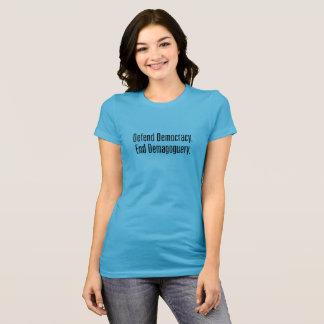 Defend Democracy T-shirt (Premium Shirt)