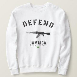 DEFEND JAMAICA SWEATSHIRT
