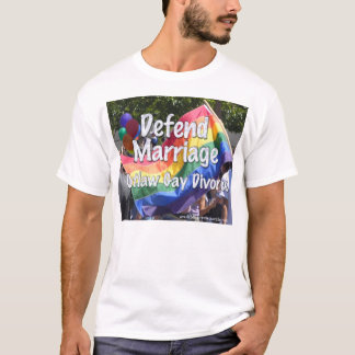 Defend Marriage T-Shirt