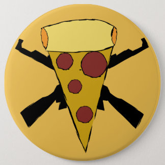 Defend Pop Punk Pizza pin