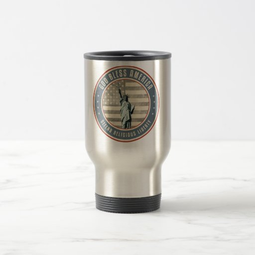 Defend Religious Liberty Coffee Mugs