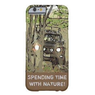 DEFENDER 90 - NATURE BARELY THERE iPhone 6 CASE