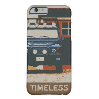 DEFENDER 90 - TIMELESS BARELY THERE iPhone 6 CASE