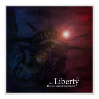 Defender of Liberty Poster