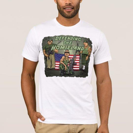 Defending the Homieland T-Shirt