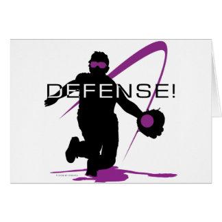 Defense1 Greeting Card