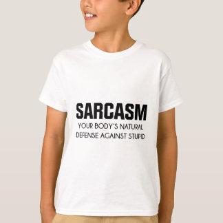 Defense Against Stupid T-Shirt